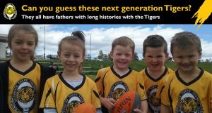 Name these Auskickers to win a Tigers cap