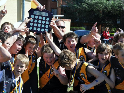 Junior Tigers do the club proud! 2010 Grand Final Results.