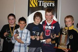 Tigers Juniors Celebrate Great Year!