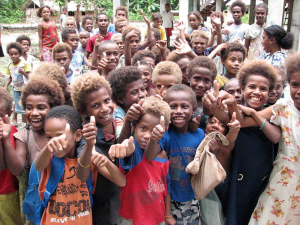 Queanbeyan Tigers Solomon Islands Project