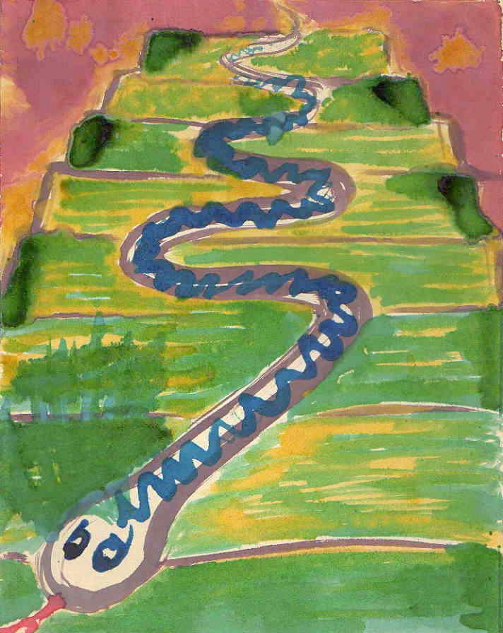 Serpent Pyram.1172