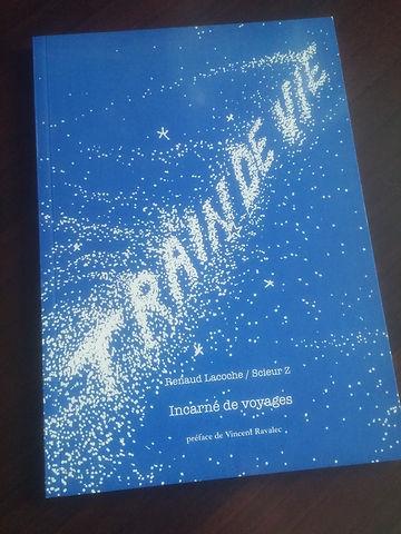 Livre de Scieur Z, train de vie, recueil de textes