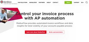 Medius AP invoice automation