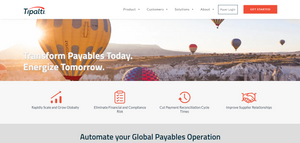 Tipalti Accounts Payable Solution