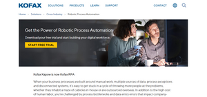 Kofax - Accounts Payable automation solution