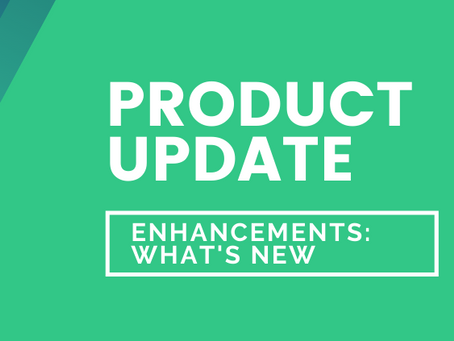 Product update: smarter data extraction, advanced approval, custom dashboards and more