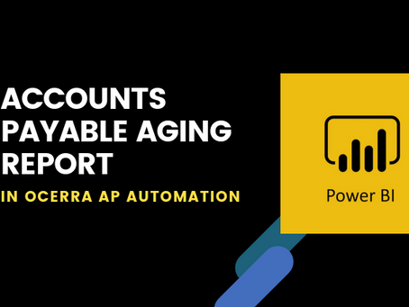How to create Accounts Payable Aging Report using Microsoft Power BI