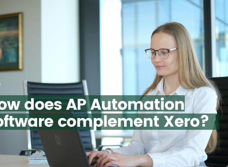 How does Ocerra AP automation software fits into Xero?