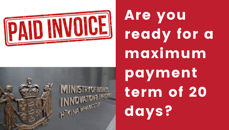 Are you ready for a payment term of 20 days?