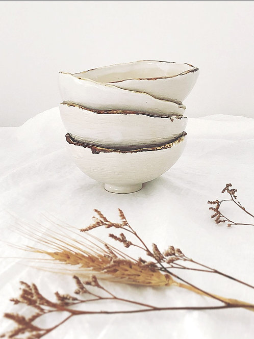Dessert bowl set of 2