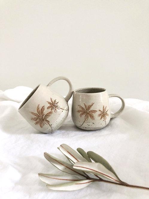 Large Plantation Mug set of 2