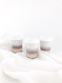 Cape Byron travel mugs