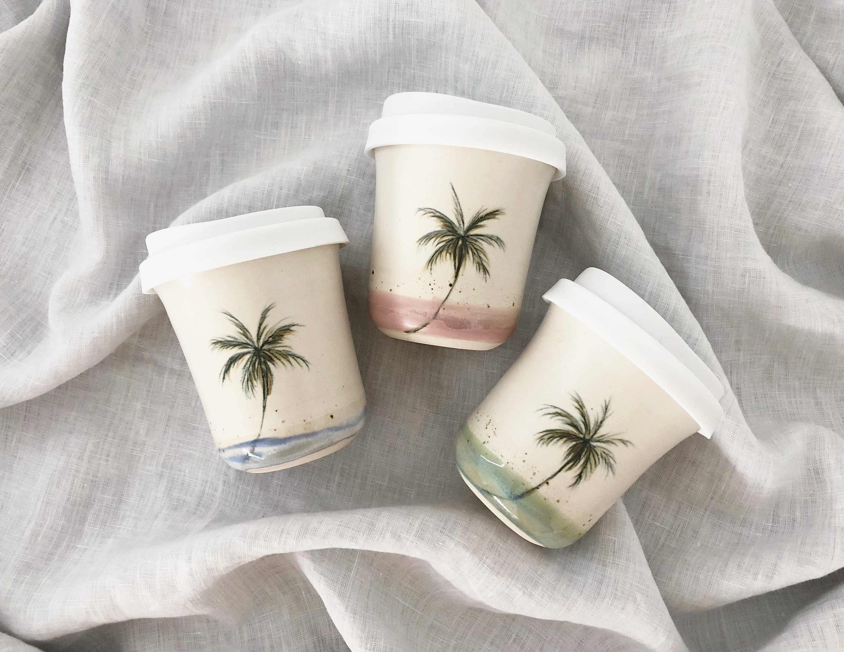 Palmy  Travel mugs