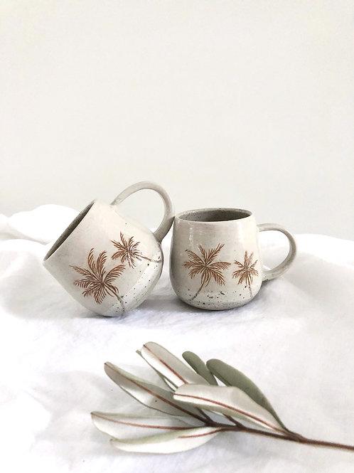Pre-order  Plantation Mug set of 2