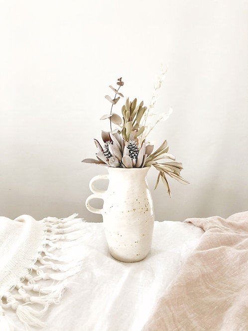 Double handled - Vase