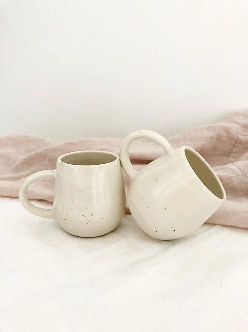 White Haze Mug set of 2