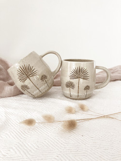 Palm Cove mugs