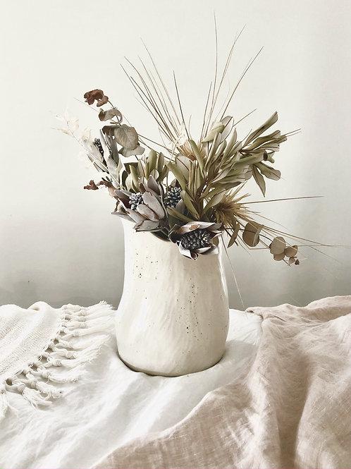 Wide  Vase