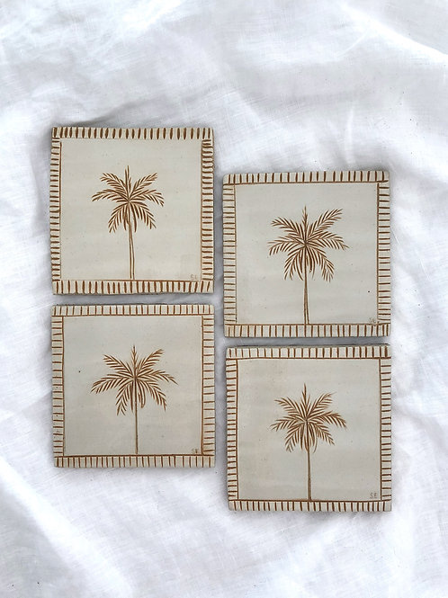 Plantation Coasters