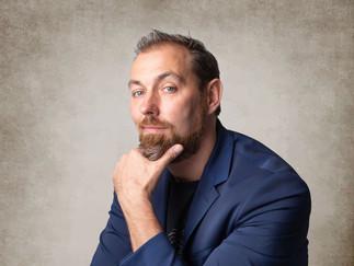 Portrait entrepreneur