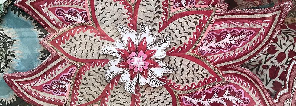 Soane Red Flower