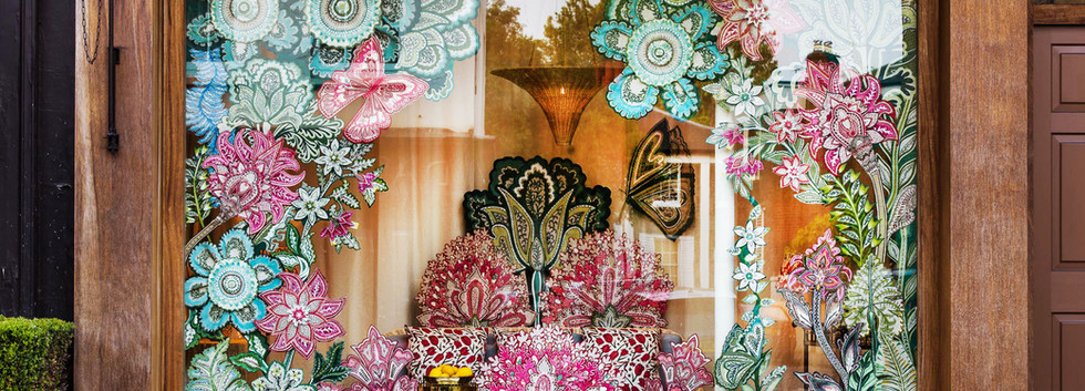 Soane Window display