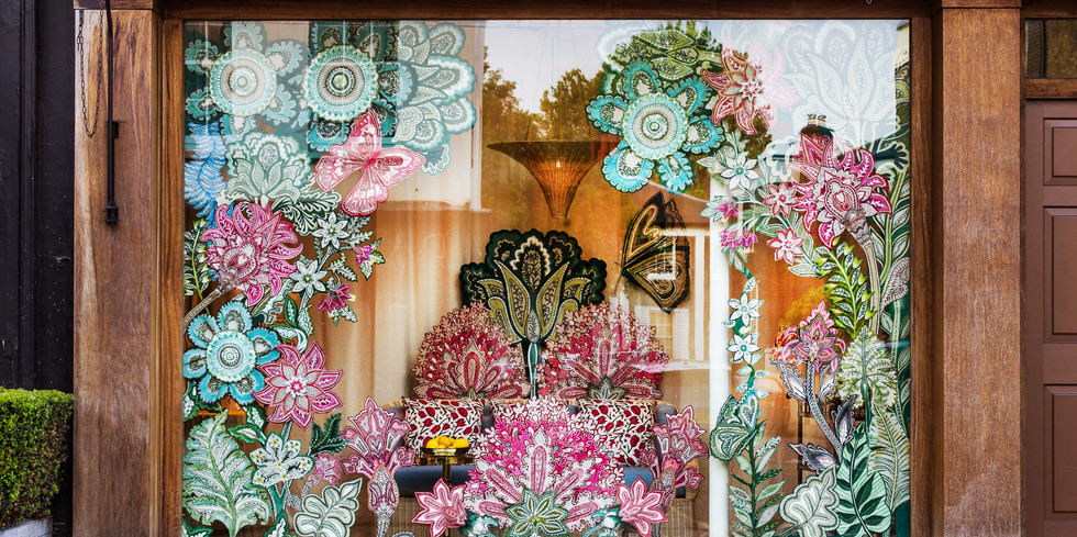 Soane Window display