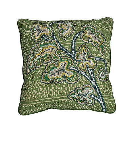 New Forest Leaf Cushion