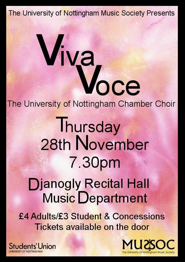 Viva Voce Concert