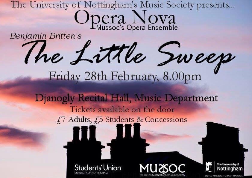 Opera Nova Spring Concert