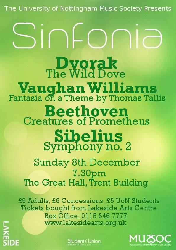 Sinfonia Concert