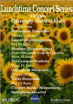 2014 Summer LTC Programme