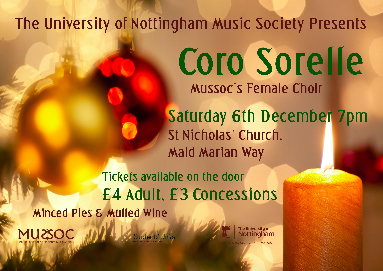 Coro Sorelle Concert