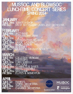 2014 Spring LTC Programme
