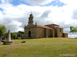 Ermita Virgen del Castillo (Pereña)