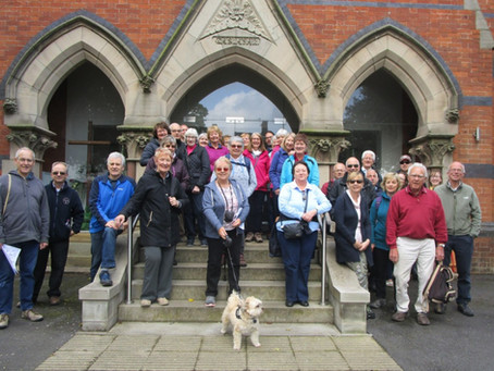 150 Anniversary Town Walk