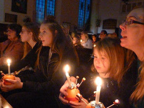 Christingle Service 24th December