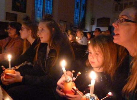 Christingle Service 24th December