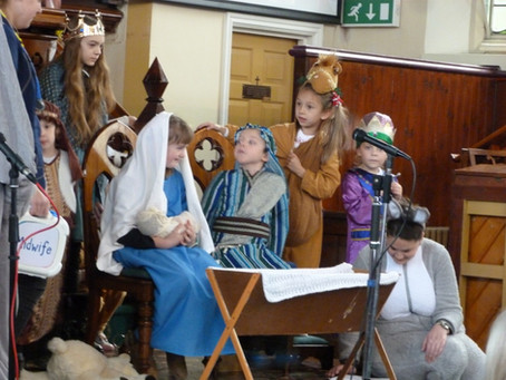 Nativity Service 16th December