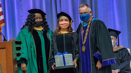 The College Celebrates the 73rd Convocation