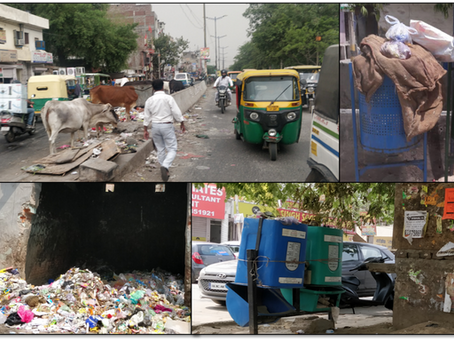 SOLID WASTE MANAGEMENT IS EVERYONE'S BUSINESS