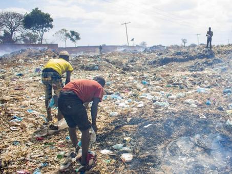 ICCM & WasteAid Feasibility Study