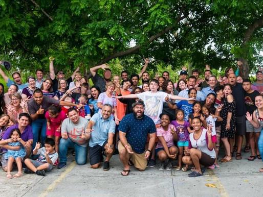 Entrenamiento Misionero Ciemal y TMS Global