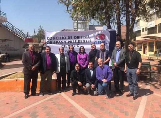 Declaración de lo Consejo de Obispos y Obispas de Iglesias Evangélicas Metodistas de América Latina