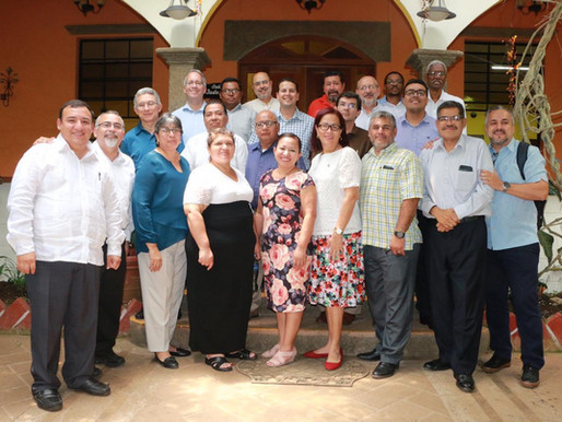 En El Salvador, Ciemal participa de reunión de instituciones teológicas de Centroamérica y el Caribe