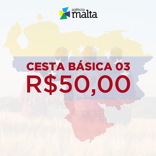 Cesta Básica 03