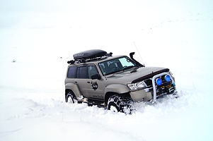 IceAk Super Jeep