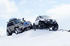 IceAk Super Jeeps