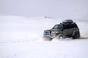IceAk Super Jeep