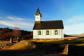 The church at Thingvellir